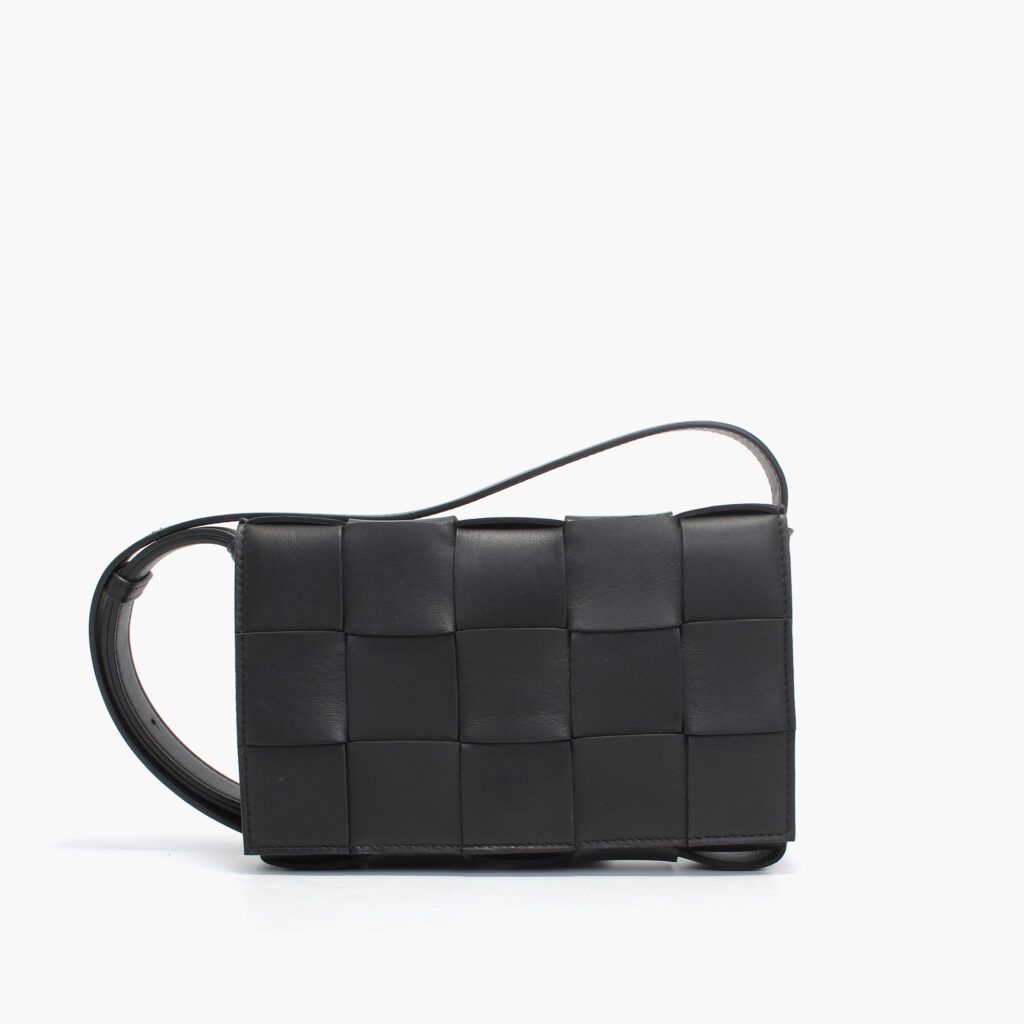 Cassette Bag black Bottega Veneta