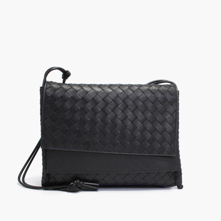 Bottega Veneta Fold bag black gratis frakt stockholm