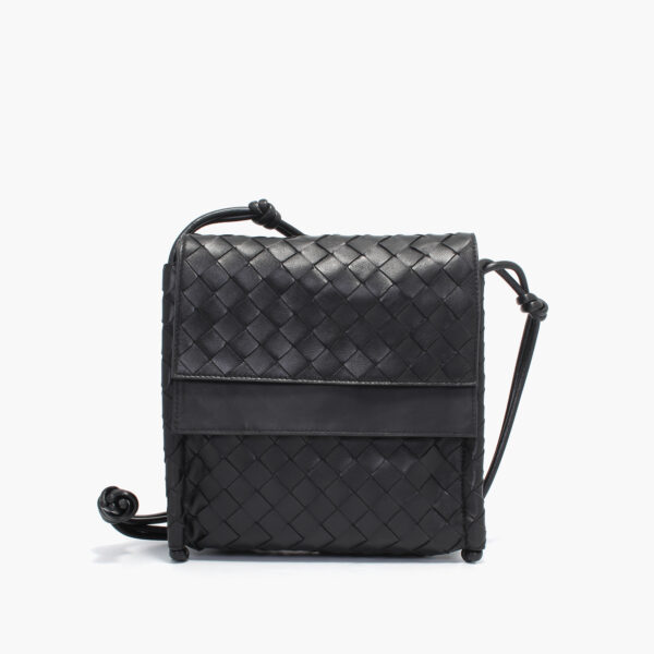 bottega veneta fold bag black gratis frakt