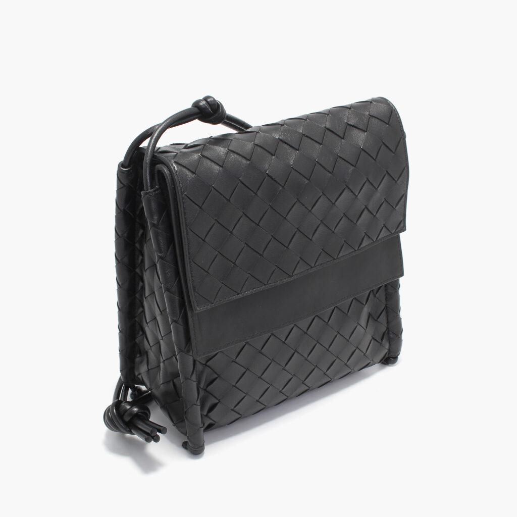 bottega veneta fold bag black gratis frakt