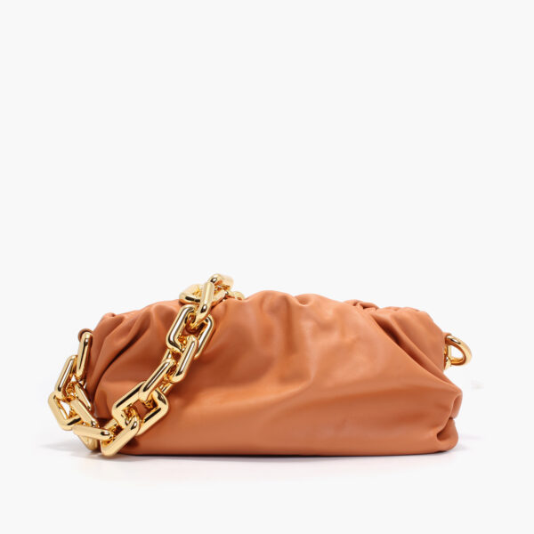 Chain Pouch Clay Bottega Veneta