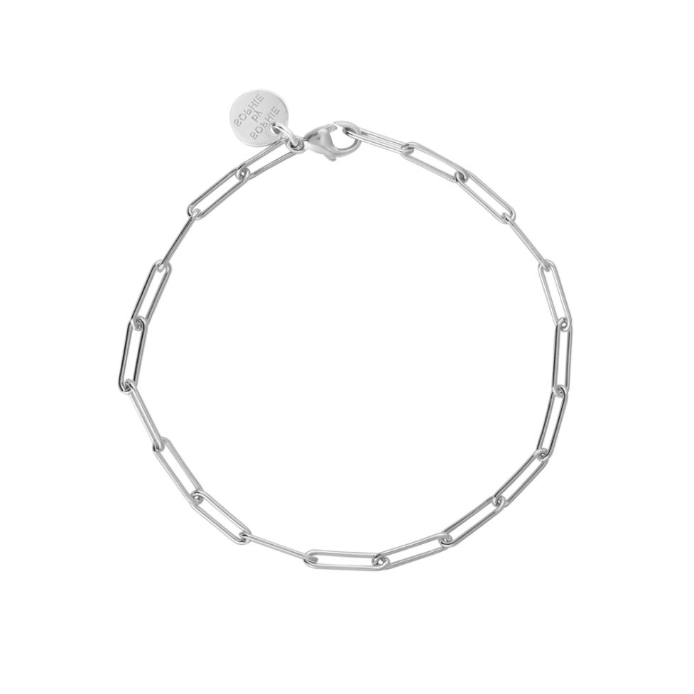 Link Mini Chain Silver SBS