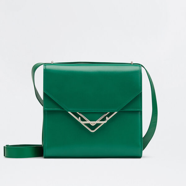 Bottega Veneta - The Clip Racing Green