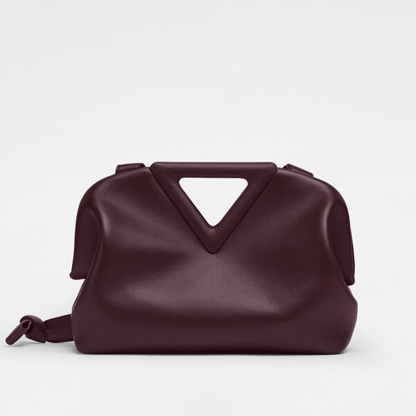 Bottega Veneta The Triangle Grape