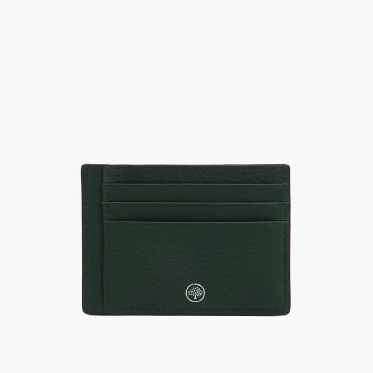Card holder mulberry green