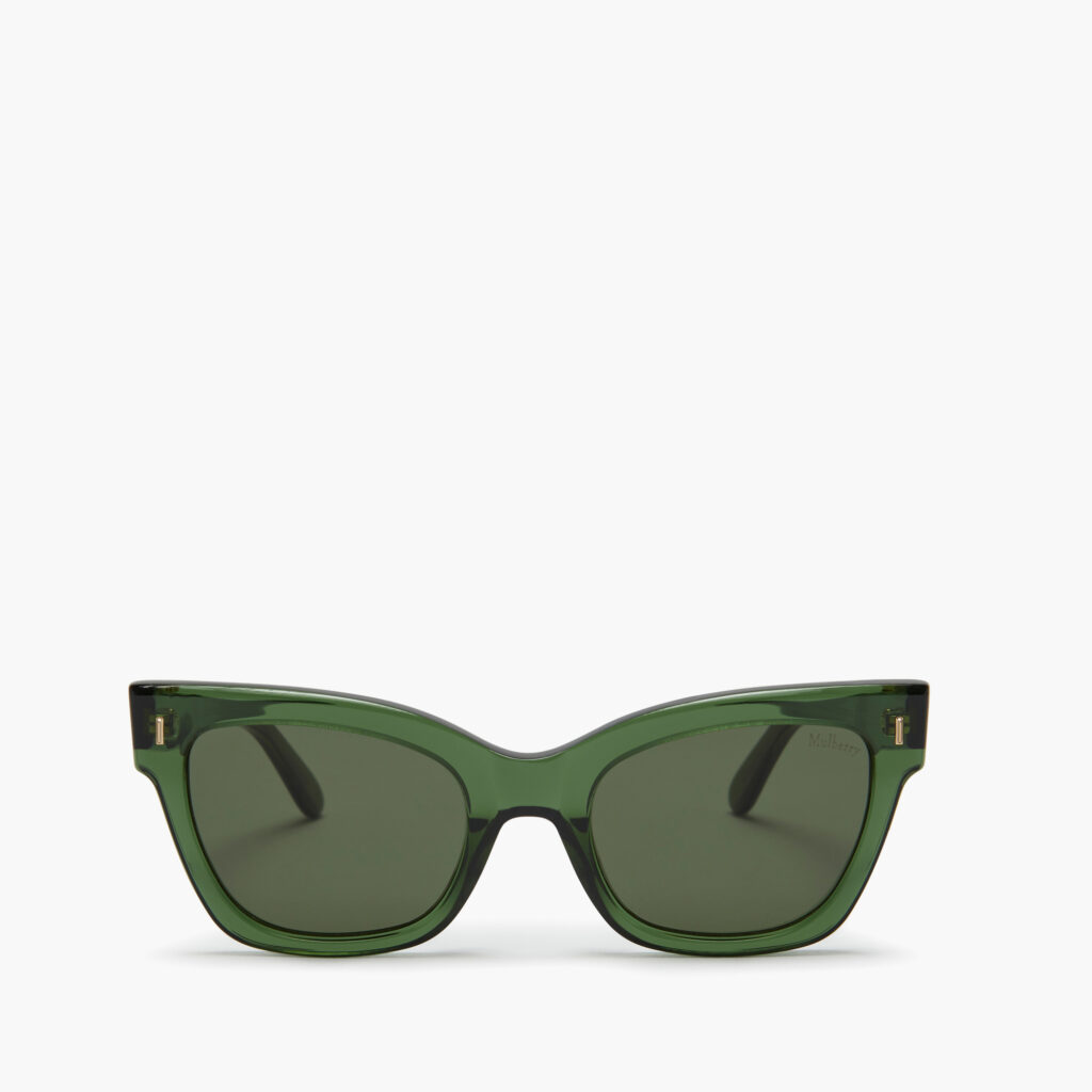 Mulberry Kate Sunglasses Green