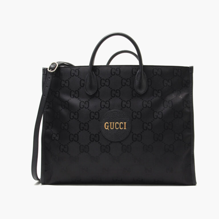 Off the grid tote bag black 630353H9HAN1000