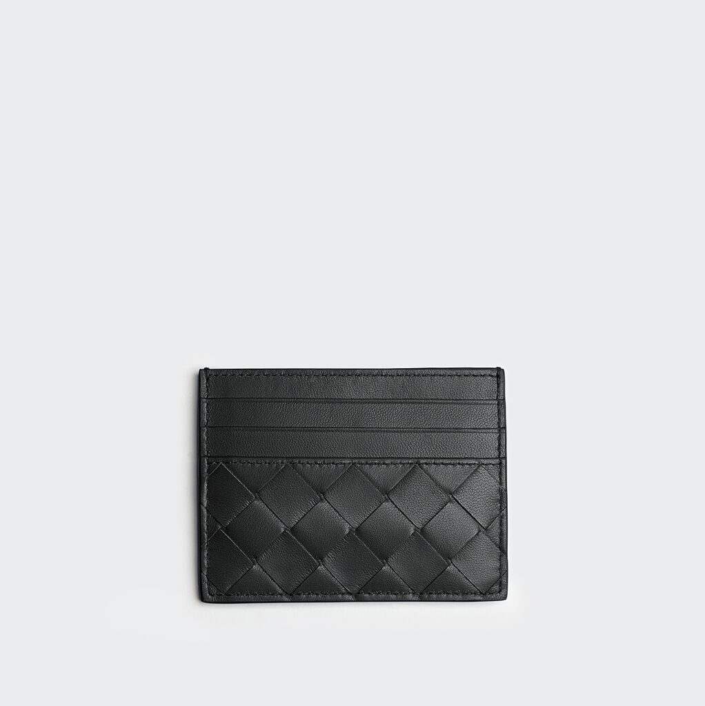 Bottega Veneta Card case black